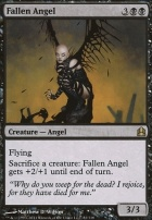 Commander: Fallen Angel