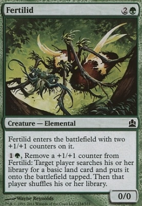 Commander: Fertilid