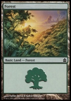 Commander: Forest (317 C)
