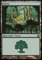 Commander: Forest (318 D)