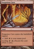 Commander: Forgotten Cave