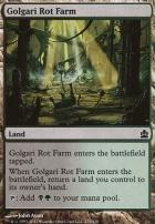 Commander: Golgari Rot Farm