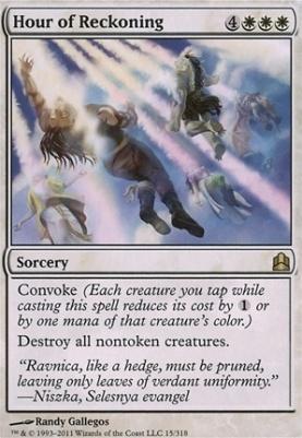 Commander: Hour of Reckoning