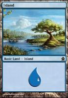 Commander: Island (303 A)