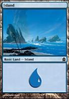 Commander: Island (304 B)