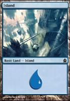 Commander: Island (306 D)
