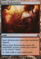 Commander: Izzet Boilerworks