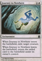 Commander: Journey to Nowhere