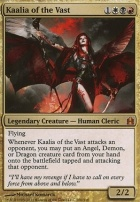 Commander: Kaalia of the Vast (Oversized Foil)