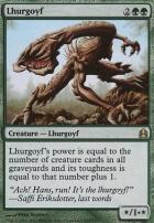 Commander: Lhurgoyf