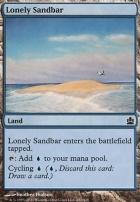 Commander: Lonely Sandbar