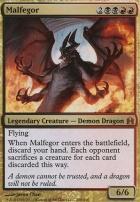 Commander: Malfegor