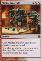 Commander: Master Warcraft