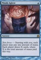 Commander: Minds Aglow