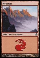 Commander: Mountain (313 C)
