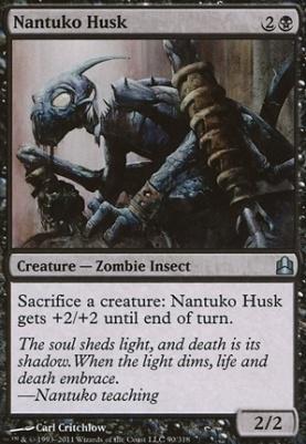 Commander: Nantuko Husk