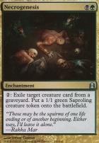 Commander: Necrogenesis