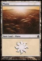 Commander: Plains (299 A)