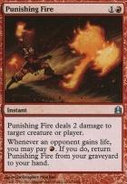 Commander: Punishing Fire