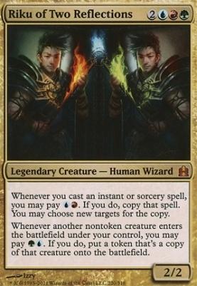 Commander: Riku of Two Reflections