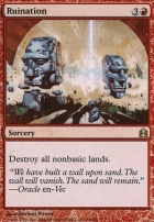 Commander: Ruination