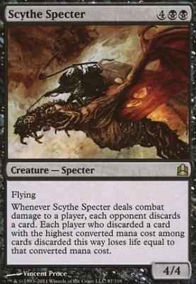Commander: Scythe Specter