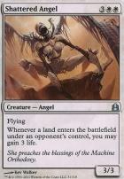 Commander: Shattered Angel