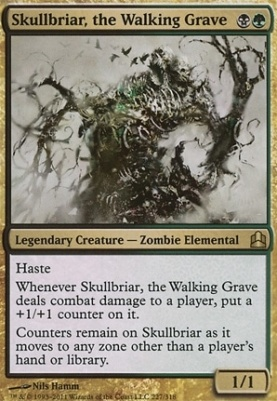 Commander: Skullbriar, the Walking Grave