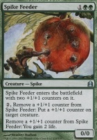 Commander: Spike Feeder