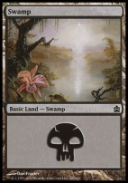 Commander: Swamp (307 A)