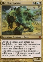 Commander: The Mimeoplasm
