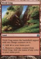 Commander: Vivid Crag