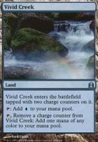 Commander: Vivid Creek