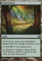 Commander: Vivid Grove