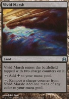 Commander: Vivid Marsh