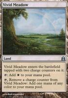 Commander: Vivid Meadow
