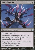 Commander: Vow of Malice