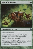 Commander: Vow of Wildness