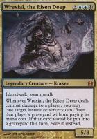 Commander: Wrexial, the Risen Deep