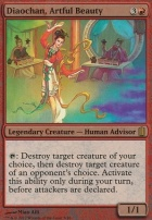 Commander's Arsenal: Diaochan, Artful Beauty (Foil)