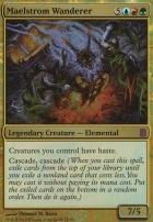 Commander's Arsenal: Maelstrom Wanderer (Foil)