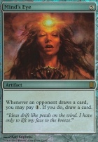 Commander's Arsenal: Mind's Eye (Foil)
