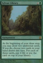 Commander's Arsenal: Sylvan Library (Foil)