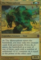 Commander's Arsenal: The Mimeoplasm
