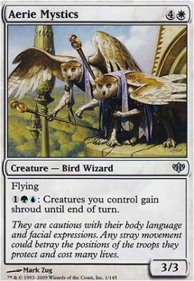 Conflux Foil: Aerie Mystics