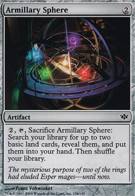 Conflux: Armillary Sphere