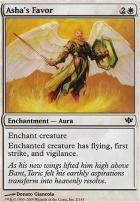 Conflux: Asha's Favor