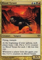 Conflux: Blood Tyrant