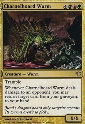 Conflux: Charnelhoard Wurm