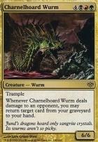 Conflux Foil: Charnelhoard Wurm